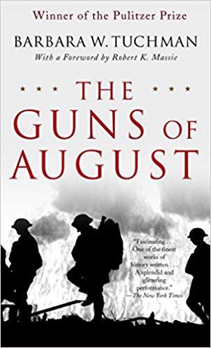 Barbara W. Tuchman – The Guns of August Audiobook