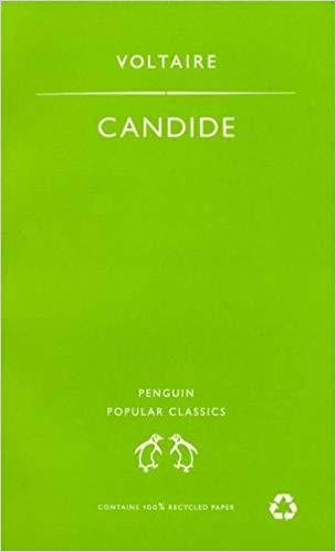 Voltaire – Candide Audiobook