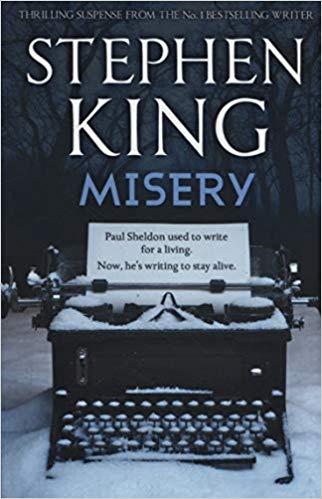 Stephen King – Misery Audiobook
