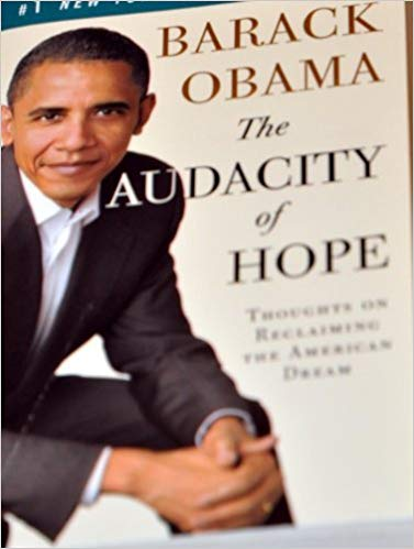 Barack Obama – The Audacity of Hope Audiobook