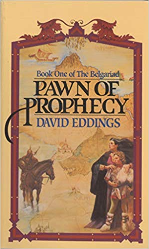 David Eddings – Pawn of Prophecy (Belgariad) Audiobook
