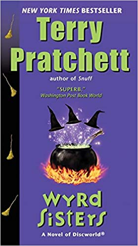 Terry Pratchett - Wyrd Sisters Audio Book Free