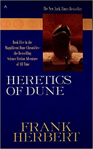 Frank Herbert – Heretics of Dune Audiobook
