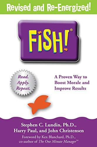 Stephen C. Lundin – Fish! Audiobook