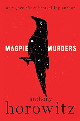 Anthony Horowitz – Magpie Murders Audiobook