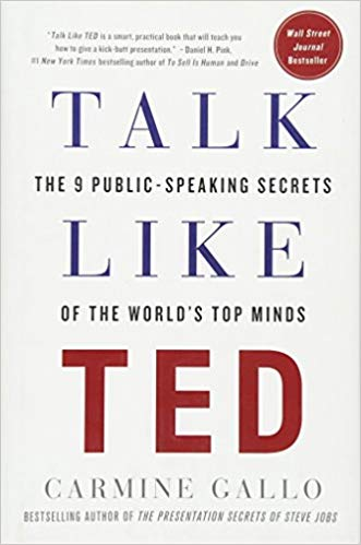 Carmine Gallo – Talk Like TED Audiobook