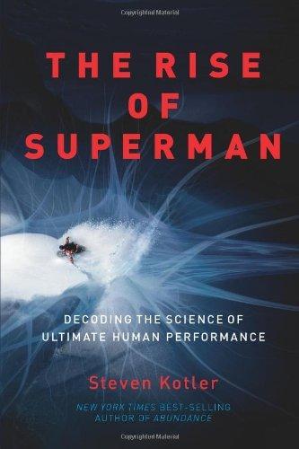 Steven Kotler – The Rise of Superman Audiobook