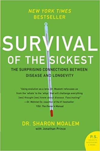 Sharon Moalem – Survival of the Sickest Audiobook