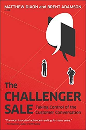 Matthew Dixon – The Challenger Sale Audiobook