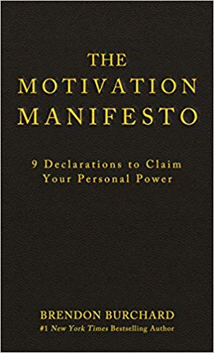 Brendon Burchard – The Motivation Manifesto Audiobook