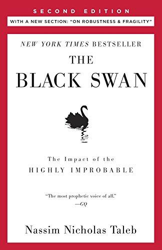 Nassim Nicholas Taleb – The Black Swan Audiobook