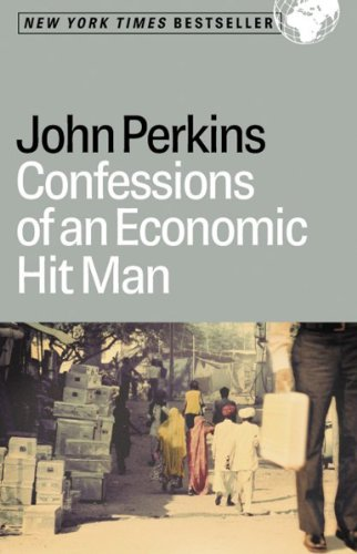 John Perkins – Confessions of an Economic Hit Man Audiobook