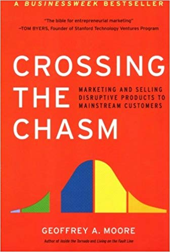 Geoffrey A. Moore – Crossing the Chasm Audiobook