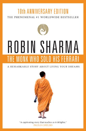 Robin Sharma – The Monk Who Sold His Ferrari Audiobook