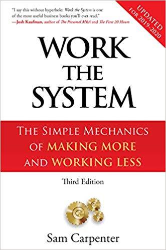 Sam Carpenter – Work the System Audiobook