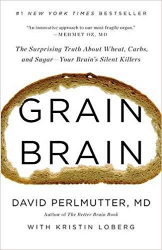 David Perlmutter – Grain Brain Audiobook