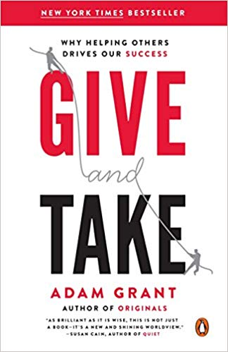 Adam Grant – Give and Take Audiobook