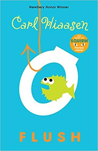 Carl Hiaasen – Flush Audiobook