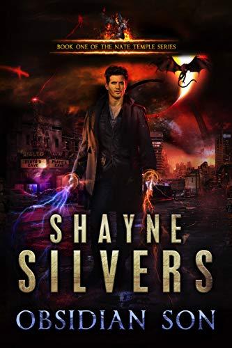 Shayne Silvers – Obsidian Son Audiobook