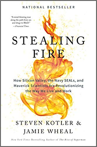 Steven Kotler – Stealing Fire Audiobook
