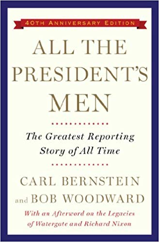 Bob Woodward – All the President's Men Audiobook