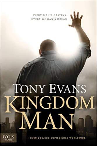 Tony Evans - Kingdom Man Audio Book Free