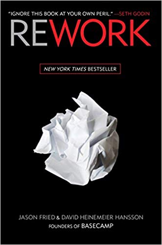 Jason Fried – Rework Audiobook