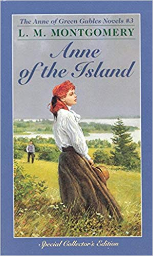 L. M. Montgomery – Anne of the Island Audiobook