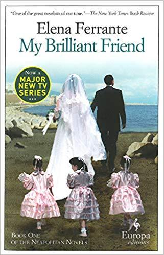 Elena Ferrante – My Brilliant Friend Audiobook