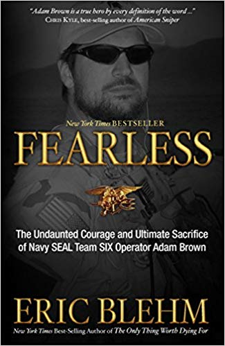 Eric Blehm – Fearless Audiobook