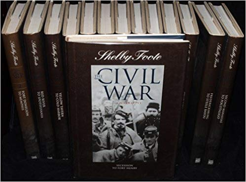Shelby. FOOTE – The Civil War Audiobook
