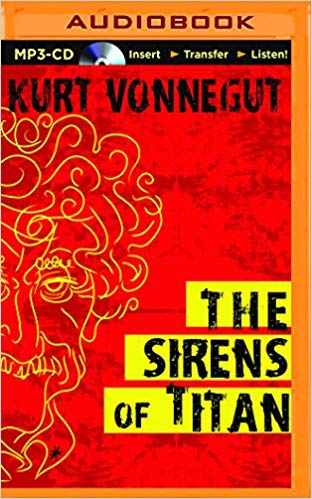 Kurt Vonnegut – Sirens of Titan Audiobook