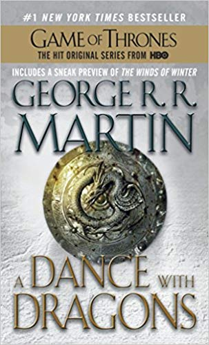 George R. R. Martin – A Dance with Dragons Audiobook