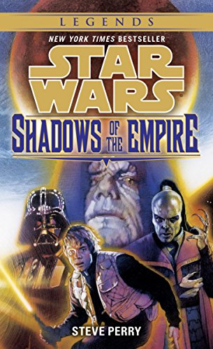 Steve Perry – Star Wars: Shadows of the Empire Audiobook