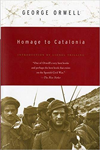 George Orwell – Homage to Catalonia Audiobook