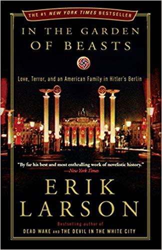 Erik Larson – In the Garden of Beasts Audiobook