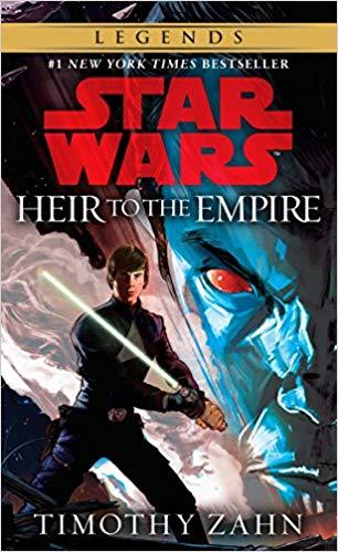 Timothy Zahn – Heir to the Empire Audiobook