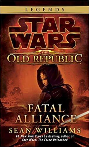 Sean Williams – Fatal Alliance Audiobook