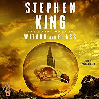 Stephen King – The Dark Tower IV Audiobook