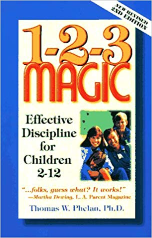 Thomas W. Phelan – 1-2-3 Magic Audiobook