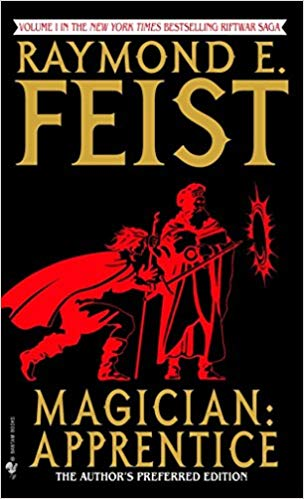 Raymond E. Feist – Magician: Master Audiobook