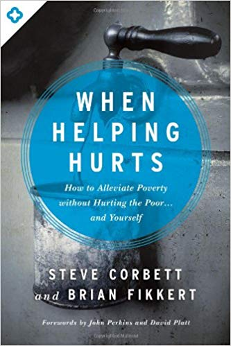 Steve Corbett – When Helping Hurts Audiobook
