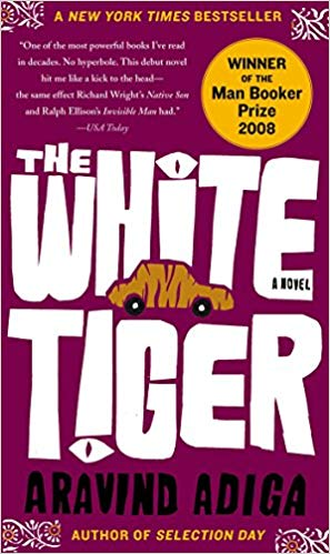 Aravind Adiga – The White Tiger Audiobook