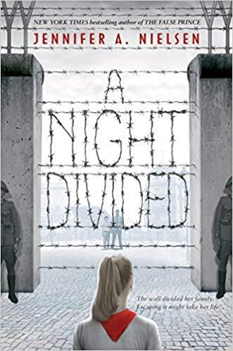 Jennifer A. Nielsen – A Night Divided Audiobook