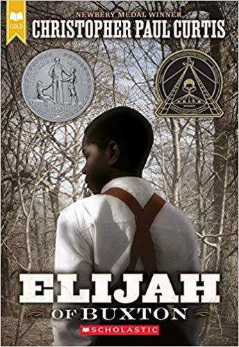 Christopher Paul Curtis – Elijah of Buxton Audiobook
