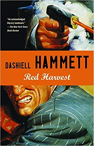 Dashiell Hammett – Red Harvest Audiobook
