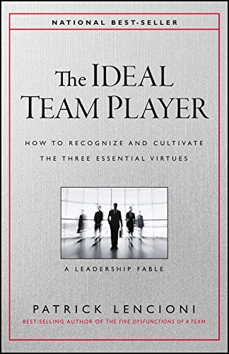 Patrick M. Lencioni – The Ideal Team Player Audiobook