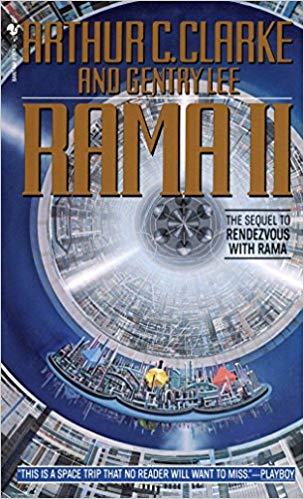 Arthur C. Clarke – Rama II Audiobook