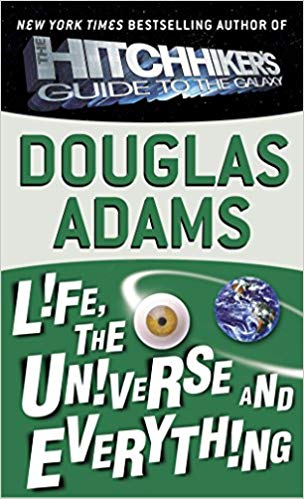 Douglas Adams – Life, the Universe and Everything Audiobook