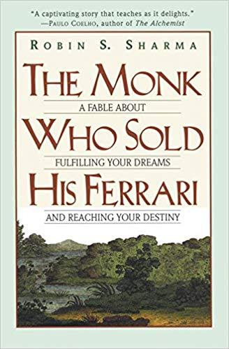 Robin Sharma – The Monk Who Sold His Ferrari Audiobook